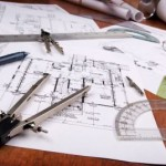 House project and architect plan