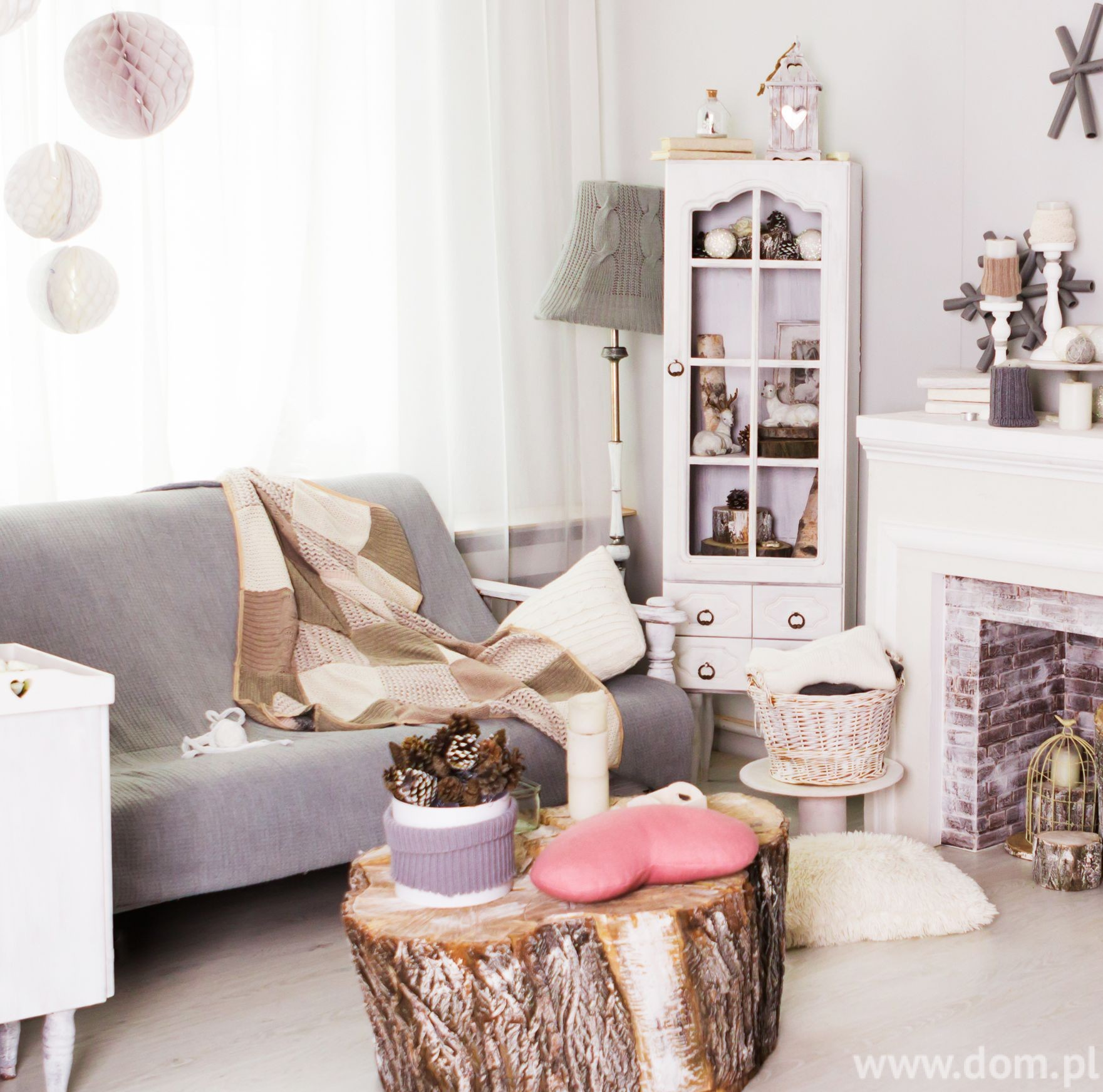Shabby chic meble
