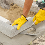 curbs for paving slabs